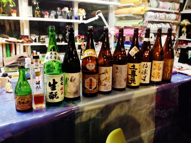 第2回 ちょこ友 秋麗酒の会 日本酒は11種になりました!