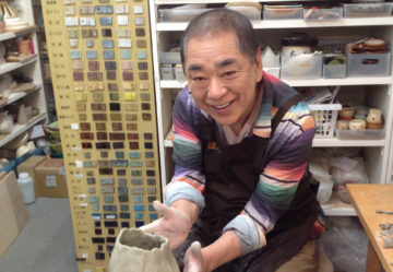 三遊亭好楽さんがご来校しました -東京新宿の陶芸教室 プロップスアートスクールで陶芸体験-の画像