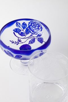 ガラス作品集 -東京新宿の陶芸教室 プロップスアートスクールで陶芸体験-の画像