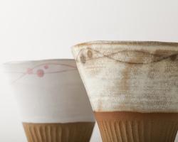 陶芸 手作りプレゼント・ウェディング -東京新宿の陶芸教室 プロップスアートスクールで陶芸体験-の画像