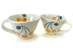 東京新宿の陶芸体験画像④マグカップ