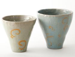 東京新宿の陶芸体験画像⑥湯のみ