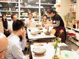 陶芸で婚活☆『陶婚』 -東京新宿の陶芸教室 プロップスアートスクールで陶芸体験-の画像