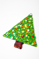 モレッティ―・ガラスのクリスマス飾り
