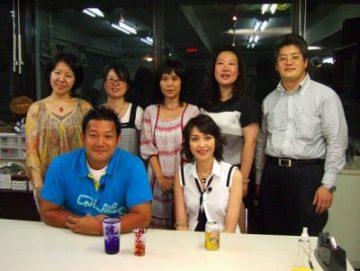 フジテレビ『にじいろジーン』の取材を受けました! -東京新宿の陶芸教室 プロップスアートスクールで陶芸体験-の画像