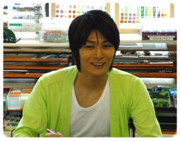 俳優・八神蓮さんが体験レッスンを受講されました! -東京新宿の陶芸教室 プロップスアートスクールで陶芸体験-の画像