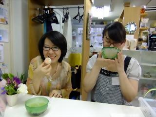 団体レッスンⅡ -東京新宿の陶芸教室 プロップスアートスクールで陶芸体験-の画像