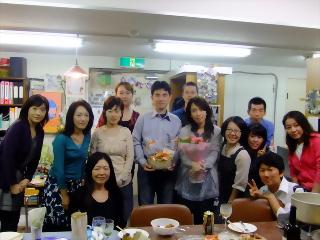 第16回★マイカップパーティー -東京新宿の陶芸教室 プロップスアートスクールで陶芸体験-の画像