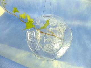 フュージング*花瓶 -東京新宿の陶芸教室 プロップスアートスクールで陶芸体験-の画像