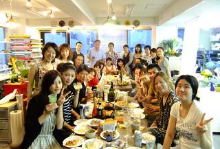 第18回☆マイカップパーティー -東京新宿の陶芸教室 プロップスアートスクールで陶芸体験-の画像