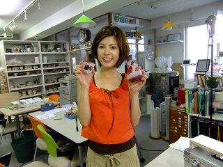 撮影 -東京新宿の陶芸教室 プロップスアートスクールで陶芸体験-の画像