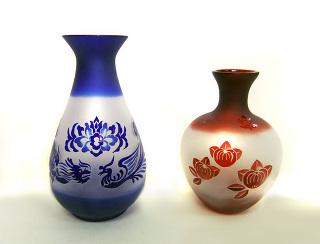 サンドブラストスペシャルレッスン -東京新宿の陶芸教室 プロップスアートスクールで陶芸体験-の画像