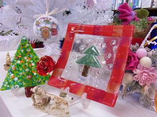 もうすぐクリスマス -東京新宿の陶芸教室 プロップスアートスクールで陶芸体験-の画像