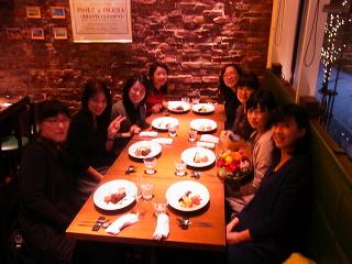 新年会 -東京新宿の陶芸教室 プロップスアートスクールで陶芸体験-の画像