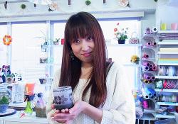 サンドブラスト*色ガラス作品 -東京新宿の陶芸教室 プロップスアートスクールで陶芸体験-の画像