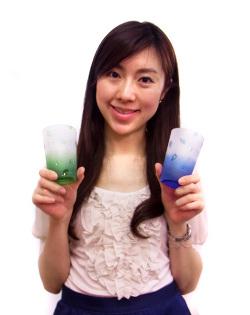 ご両親へのお礼に・・・サンドブラスト特別レッスン☆ -東京新宿の陶芸教室 プロップスアートスクールで陶芸体験-の画像