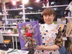 しめ縄飾り特別レッスン -東京新宿の陶芸教室 プロップスアートスクールで陶芸体験-の画像