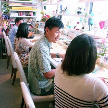 第3回☆『陶コン』開催いたしました! -東京新宿の陶芸教室 プロップスアートスクールで陶芸体験-の画像