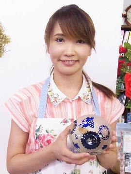 団体レッスンdeガラスのお茶碗作り -東京新宿の陶芸教室 プロップスアートスクールで陶芸体験-の画像