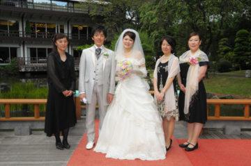 講師の結婚式に出席しました~☆ -東京新宿の陶芸教室 プロップスアートスクールで陶芸体験-の画像