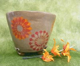 陶芸コース☆秋の新作 -東京新宿の陶芸教室 プロップスアートスクールで陶芸体験-の画像