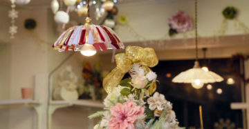 プロップスのクリスマス☆ -東京新宿の陶芸教室 プロップスアートスクールで陶芸体験-の画像