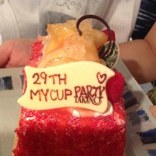 29回目マイカップパーティー大盛況♪♪ -東京新宿の陶芸教室 プロップスアートスクールで陶芸体験-の画像