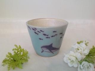 水野作品です! -東京新宿の陶芸教室 プロップスアートスクールで陶芸体験-の画像