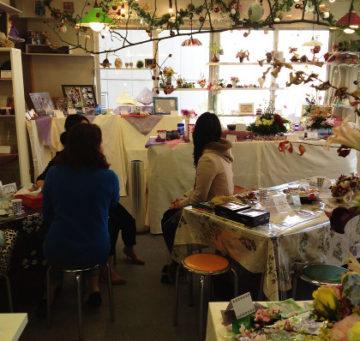 作品展開催中♪ -東京新宿の陶芸教室 プロップスアートスクールで陶芸体験-の画像