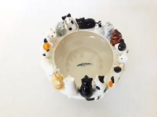 水野私事ですが・・・ -東京新宿の陶芸教室 プロップスアートスクールで陶芸体験-の画像