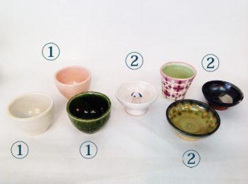 陶芸お猪口体験 -東京新宿の陶芸教室 プロップスアートスクールで陶芸体験-の画像