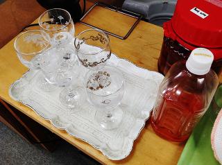 梅酒試飲始まりました★ -東京新宿の陶芸教室 プロップスアートスクールで陶芸体験-の画像